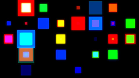 Discosquares2 Animation