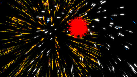 Fireworks Animation