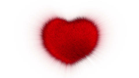 Furry Heart Animation