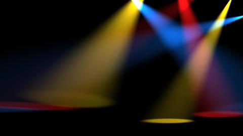 Spotlights Stock Video Footage