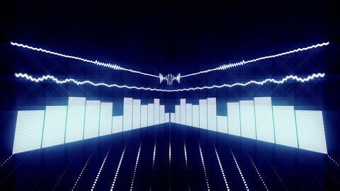 Waveform Stock Video Footage