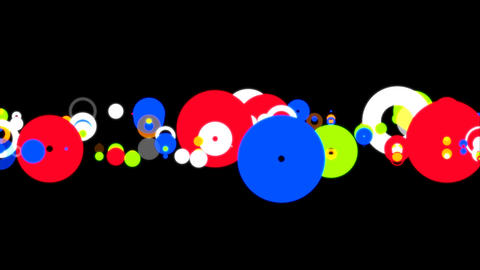 Circular Disco Animation
