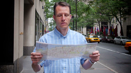 New York Tourist Stock Video Footage
