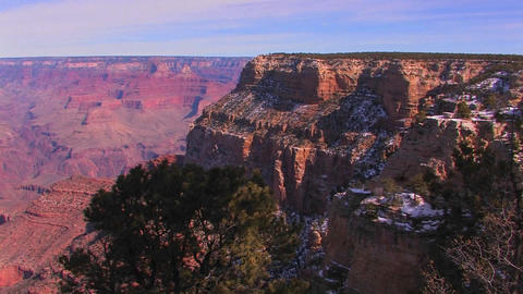 Grand Canyon National Park in Arizona Footage