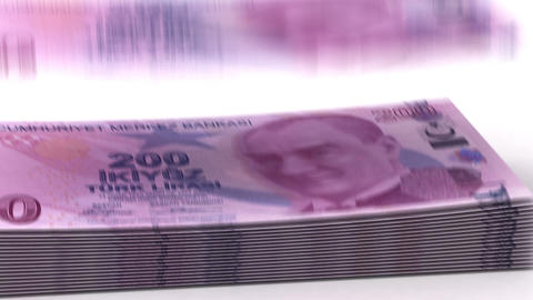 Money Fall Stock Video Footage