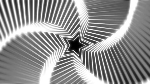Star Radiation white blur Stock Video Footage