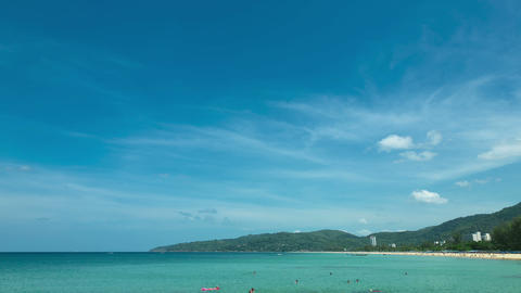Phuket seaside Footage