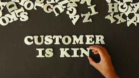 Customer is King Footage