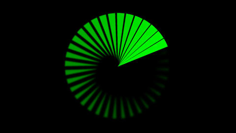 Animation - Spiral Stock Video Footage