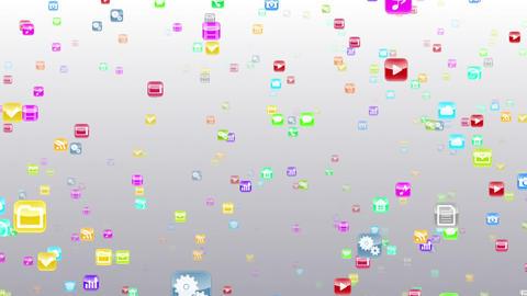 Smart Phone apps S Km 1w 1 HD Animation