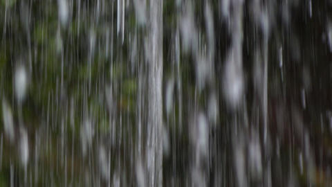 Waterfall pattern Stock Video Footage