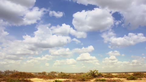 Cloudscape 29 stock footage