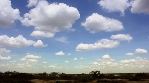 Cloudscape 29 Stock Video Footage