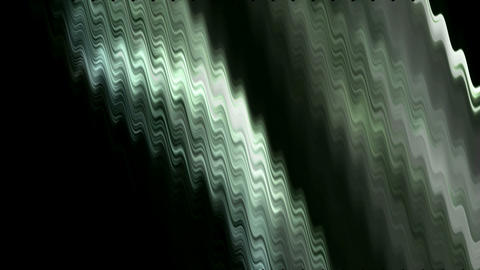 metal fiber optic wire wave & dazzling light Stock Video Footage