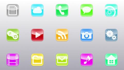 Smart Phone apps G Kw 1 HD CG動画