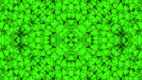 green plastic flower pattern,gorgeous orient religion fancy Animation
