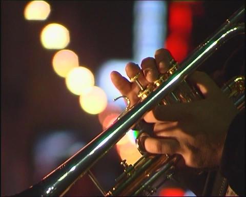 Trumpet Footage