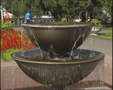 Fountain Footage
