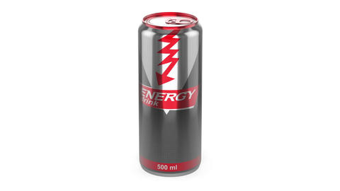 Energy drink Animation