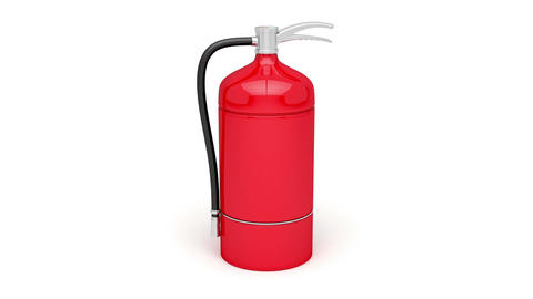 Fire extinguisher Stock Video Footage