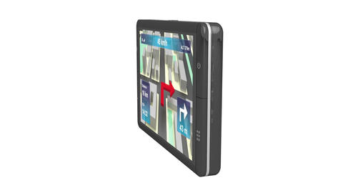 Navigation device Stock Video Footage