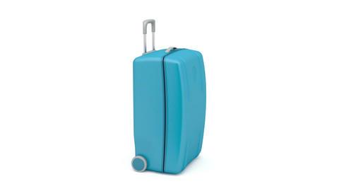 Travel bag Animation