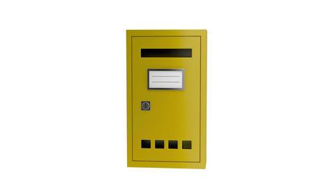 Mailbox Animation