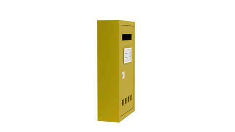 Mailbox Stock Video Footage