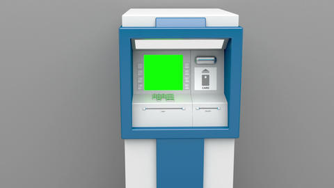 ATM machine Stock Video Footage
