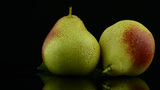 Two pears Footage