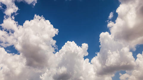 1080 - CLOUDS SKY - TIME LAPSE Stock Video Footage
