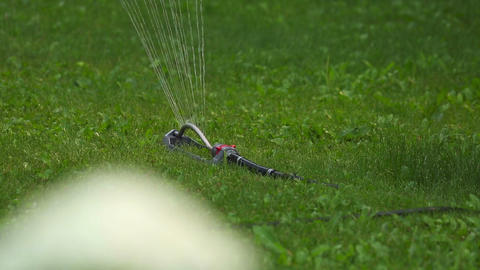 Irrigation Footage
