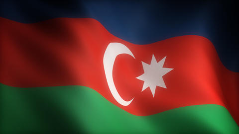 Flag of Azerbaijani Animation