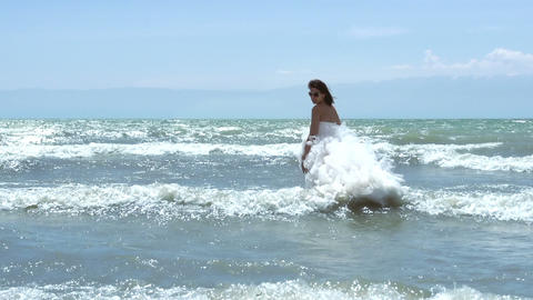 Mermaid Wedding Footage