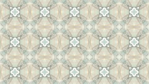 flower mosaics pattern background,gorgeous orient religion fancy Animation