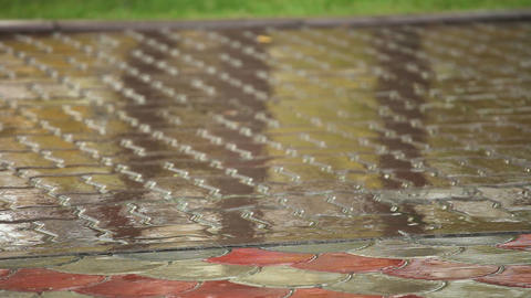Rainy day Stock Video Footage