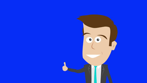 Joe Thumb Up Animation