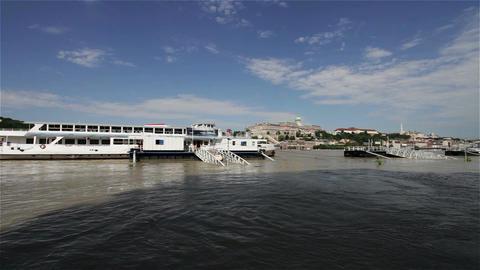 2013 Flood Budapest Hungary 9 Footage