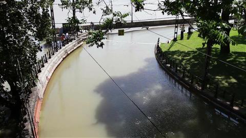 2013 Flood Budapest Hungary 33 Footage