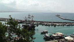 Alanya Turkey 4 Stock Video Footage