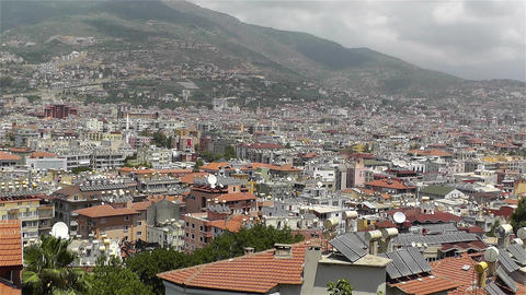 Alanya Turkey 62 Stock Video Footage