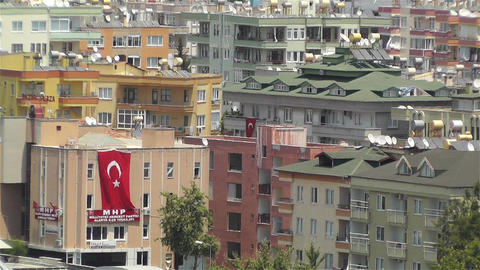 Alanya Turkey 68 Stock Video Footage