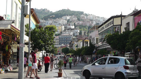 Alanya Turkey 86 Stock Video Footage
