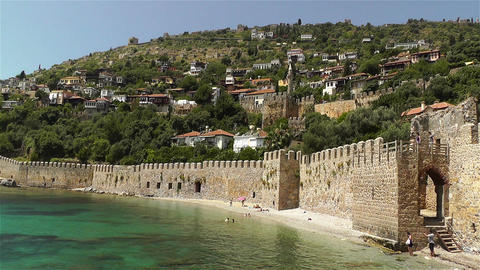 Alanya Turkey 109 Stock Video Footage