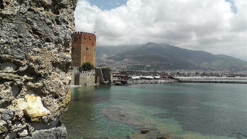 Alanya Turkey 121 Stock Video Footage