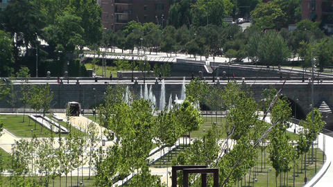 Madrid Spain 3 Stock Video Footage