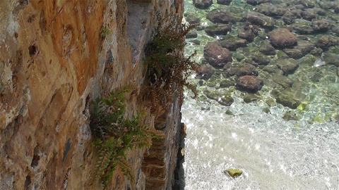 Mediterranean Sea Coast 2 Footage