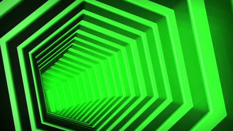 Tunnel Flythrough 3 Animation