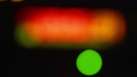 Blurred Lights Shine 1 Stock Video Footage