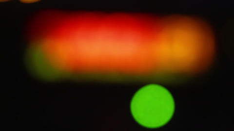Blurred Lights Shine 1 Animation